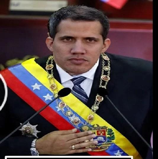 El mulato Guaidó, pide cacao a Fernando VII, y llama a cabildo!!!
