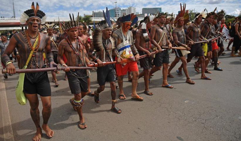 Los indígenas, primeras víctimas del nuevo gobierno en Brasil