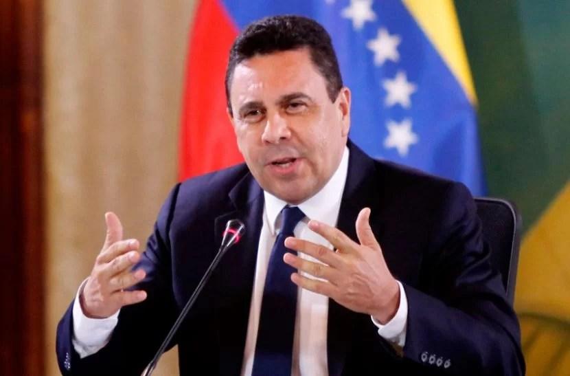 Vean el extraordinario discurso de Samuel Moncada en la nefasta OEA