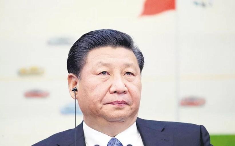 China rica y poderosa