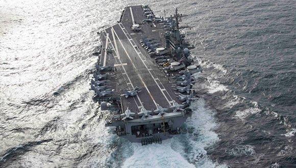 Confirmado: Estados Unidos cerca militarmente a Venezuela
