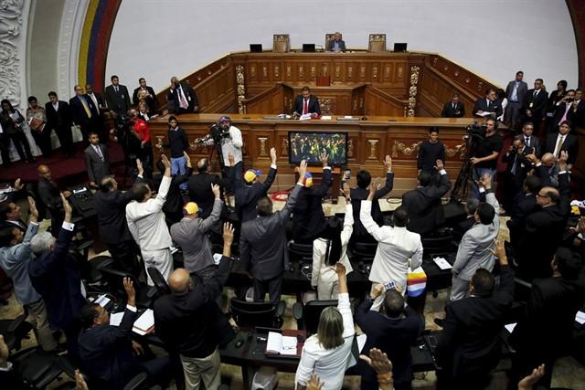 El fraude constitucional sobre la aprobación del decreto de estado de alarma de la ANI (Asamblea Nacional Insubordinada)...