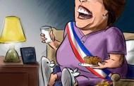 Bachelet, la burda marmota de Pinochet, deja contento a Trump: