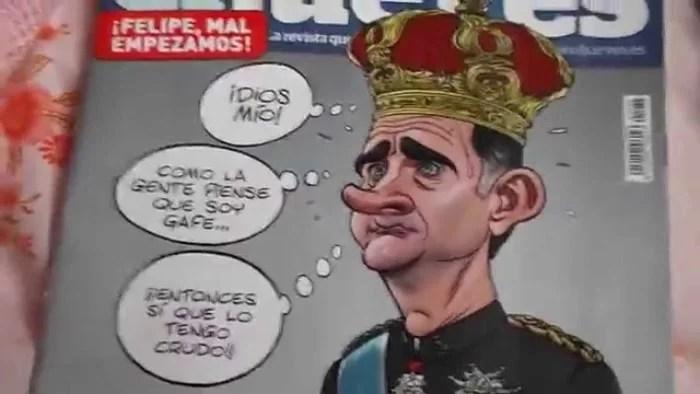 AMLO le da en la madre al rey de España: