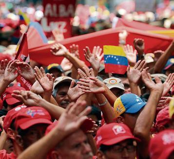 Caracas, ciudad que da pelea