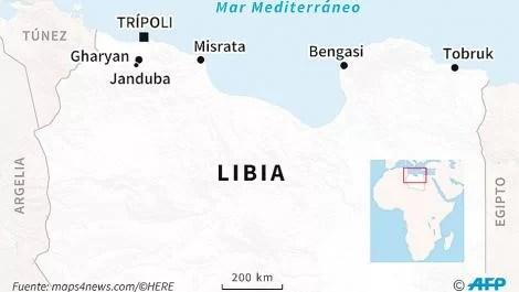EEUU y sus terroristas de la Otan esto fue lo que dejaron en Libia: violencia y guerra interna interminable...