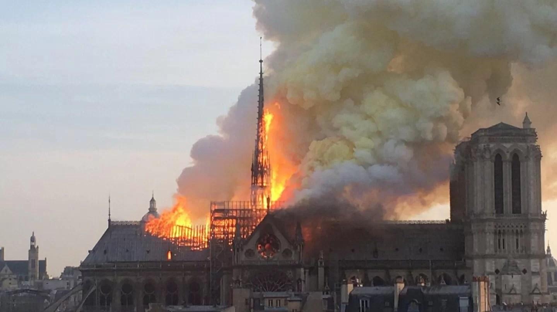 Notre Dame, otra terrible tragedia…