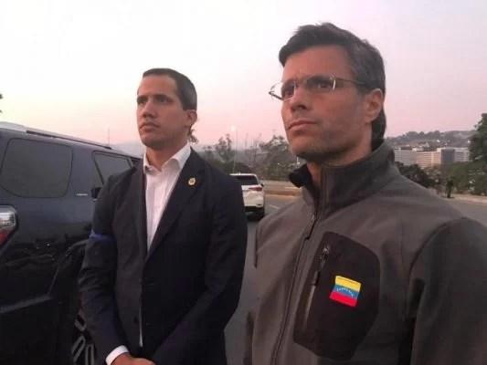 Falló el golpe en Venezuela, ¿y ahora qué podrá pasar?