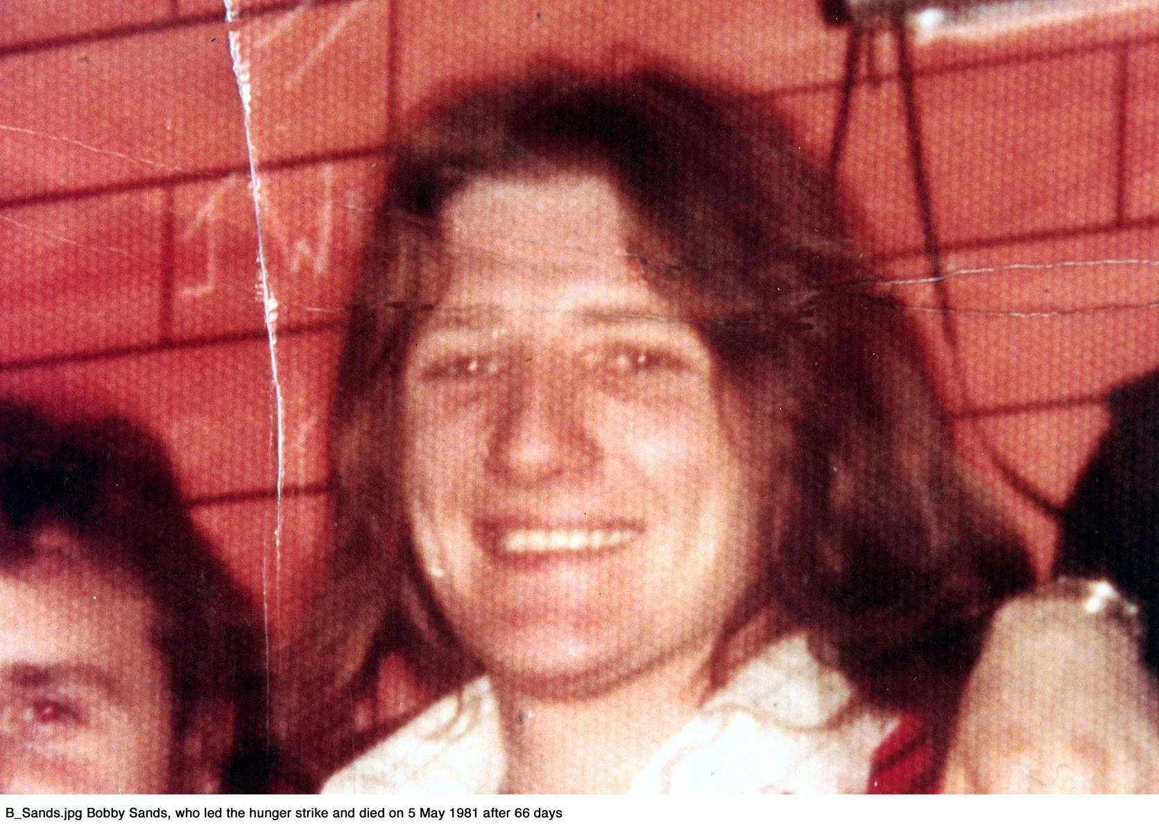 Estos días se cumplieron 38 años de la muerte de Bobby Sands