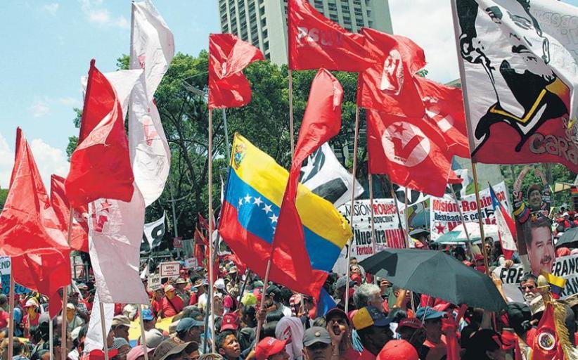Maduro planea elecciones legislativas anticipadas