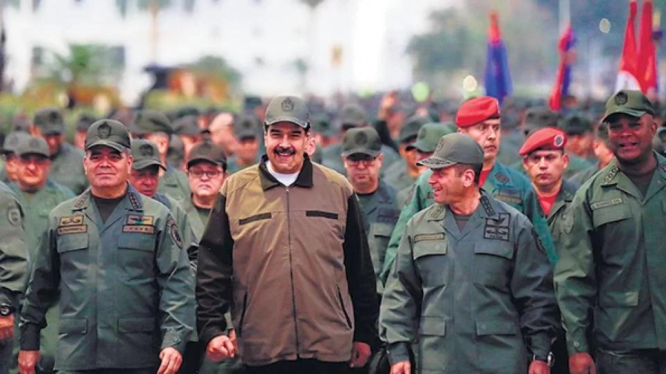 """Nicolás Maduro """"El Responsable"""""""