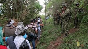 """Colombia. Las Fuerzas Militares más allá de los """"falsos positivos"""", un  tinglado de vilezas..."""