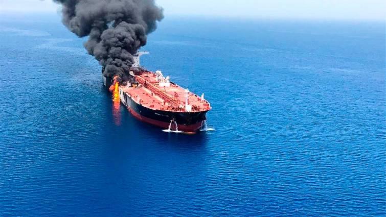 ¿El incidente en el Golfo de Oman es para distraernos de un ataque a Venezuela?