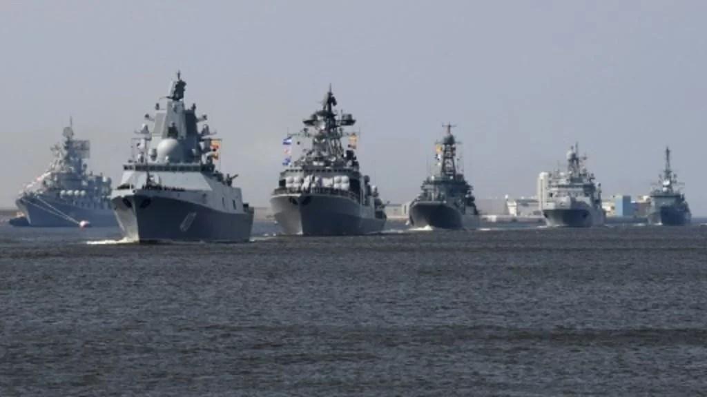 AJÚSTENSE LOS CALZONES:  buques de guerra rusos a los puertos venezolanos y viceversa...