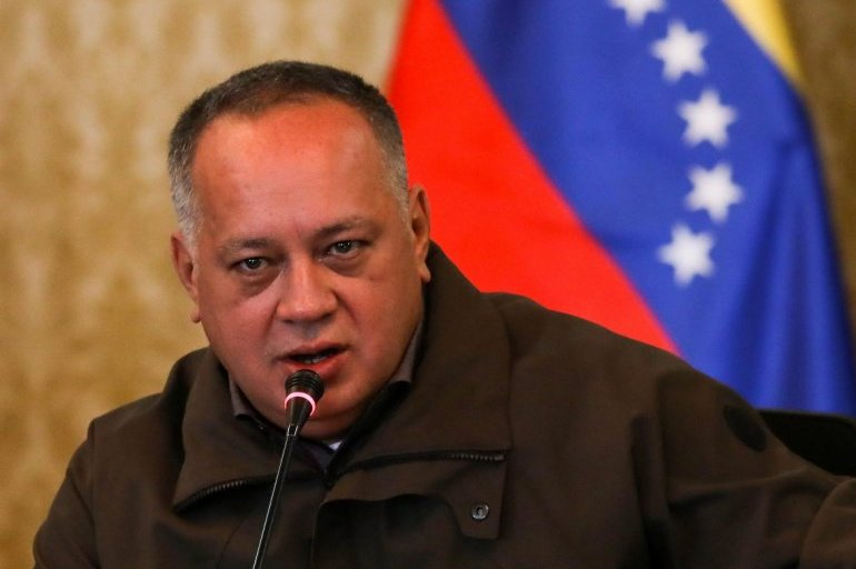 Diosdado Cabello y una advertencia para Alberto Fernández: