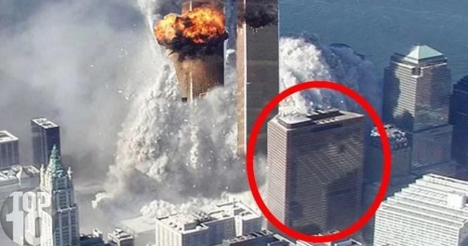 El misterio (?) de la Torre 7 y la pifia de la BBC que pocos conocen...