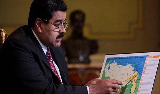 Venezuela. La derecha venezolana al ataque del Esequibo...