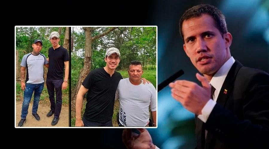 Escuche aquí los detalles de los vínculos de Guaidó con Los Rastrojos