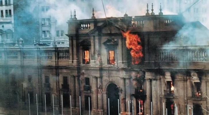 Fue atroz el asesinato Allende…