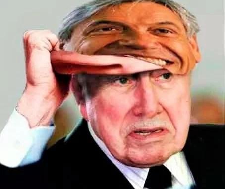 El imbécil Sebastián Piñera no y que iba a bloquear por mar y tirra a Venezuela, PAJUDO!...