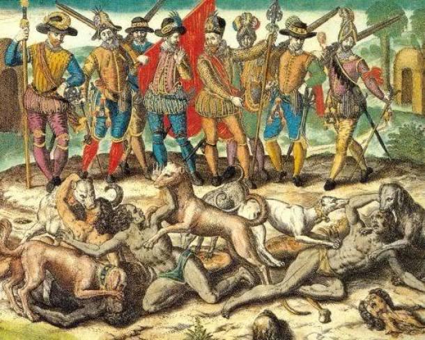 Miren estas ironías monstruosas!: cómo se celebró en Venezuela (1992), un 12 de octubre asesinando indígenas...