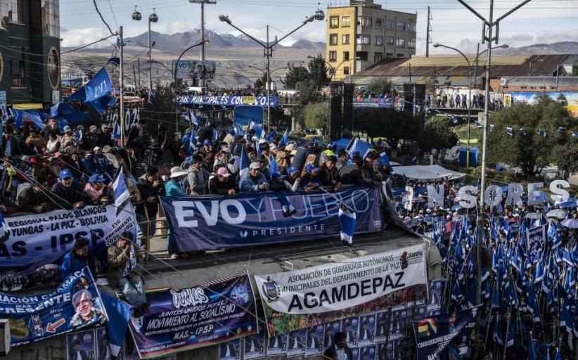 Bolivia: lo que está en juego en esta elección