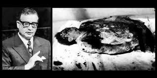 A 49 años de la llegada de Salvador Allende a la Moneda recordemos el diálogo siniestro entre Pinochet y Carvajal el 11/09/73, minutos previos a su bárbaro asesinato…