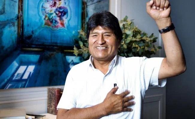 Evo Morales ya está listo para regresar a Bolivia