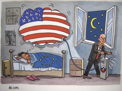 De insólitos Fakes-News gringos a meros MOJONES de alcantarilla… Coge tu visa, amante del sueño americano…