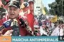 Maduro desde gran marcha en defensa de Conviasa (+Video)