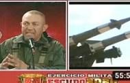 Vea el video del Presidente de la República Bolivariana de Venezuela, Nicolás Maduro Moros, donde evalúa el despliegue de los ejercicios militares Escudo Bolivariano 2020 con el Alto Mando Militar (+Video)