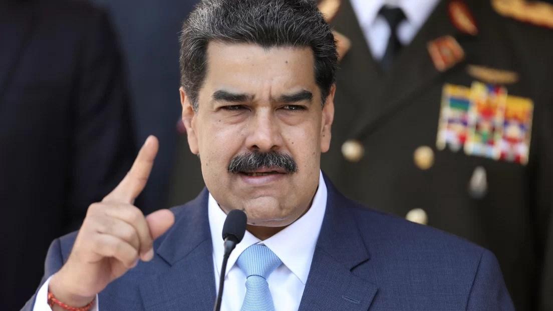 Mierrrr: EE.UU. presenta cargos por narcoterrorismo y corrupción contra Maduro y ofrece 15 millones de dólares por atrapar al mandatario venezolano