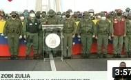 ZODI Zulia ratifica su respaldo y lealtad al Comandante en Jefe Nicolás Maduro (+Video)