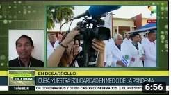 Colmenares: Cuba, ejemplo de solidaridad ante el Codiv-19 (+Video)