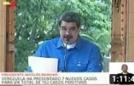 Reporte Coronavirus Venezuela, 03/04/2020: Presidente Maduro informa 7 nuevos casos y 2 fallecidos (+Video)