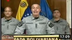Secuencia de ataque frustrado de Buque invasor en aguas venezolanas (+Video)