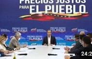 Gobierno y empresarios firmaron precios acordados para 27 productos (+Video)