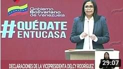 11 de Septiembre de 2020 (VIDEO) Venezuela registra 840 nuevos casos de Covid-19 y 8 fallecidos en las últimas 24 horas