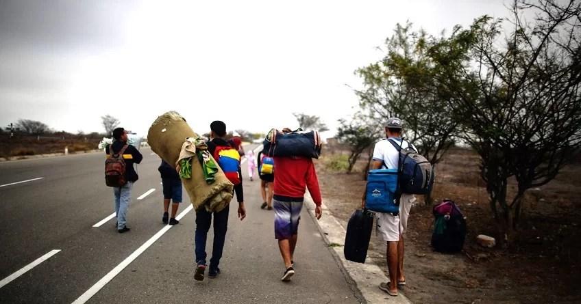 Rodolfo Gómez: Migración venezolana y dominación comunicacional
