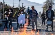 Coronavirus en Chile: se repiten las protestas por hambre en el sur de Santiago
