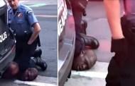 El atroz crimen de un afroamericano de manos de la policía en EEUU y la reacción popular…