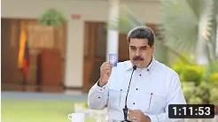 Presidente Maduro en jornada Jueves de Salud, 10 de septiembre de 2020 (+Video)