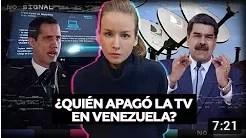 ¿Venezuela se queda sin televisión? ¿Quién es el responsable? (+Video)