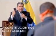 ¡𝗟𝗔 𝗥𝗨𝗧𝗔 𝗣𝗔𝗥𝗔 𝗟𝗢𝗚𝗥𝗔𝗥 𝗘𝗟 𝗖𝗔𝗠𝗕𝗜𝗢 𝗗𝗘𝗕𝗘 𝗦𝗘𝗥 𝗟𝗔 𝗖𝗢𝗡𝗦𝗧𝗜𝗧𝗨𝗖𝗜Ó𝗡! (Sesión de la Comisión Consultiva de la AN+Video)