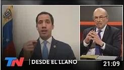 Vea otra de las metidas de pata de Juan Guaidó por medios internacionales