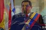 Chávez gigante: Sigamos el ejemplo de Bolívar y no cedamos ante las presiones imperiales (+Video)
