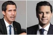 Vean esta entrevista de un colombiano a Guaidó y por favor apriétese el estómago...