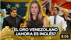 ¿Qué pasa con el oro que Venezuela guarda en Londres y que reclaman Maduro y Guaidó? (+Video)