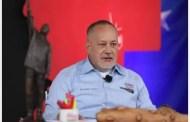 Diosdado Cabello en aislamiento al contraer el coronavirus: