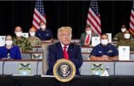 Trump dice en Florida que lucha por liberar a Cuba, mientras ese Estado y su país están prisioneros de la COVID 19